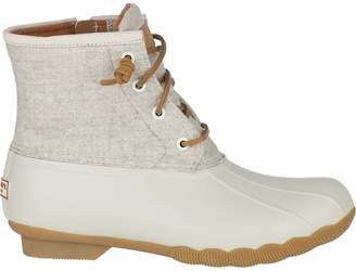 Sperry Top Sider Saltwater Emboss Wool Boot - Women's
