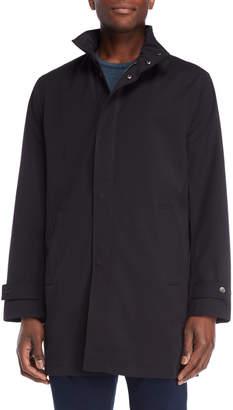 Michael Kors Midnight Stand Collar Jacket