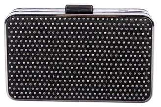 Michael Kors Studded Box Clutch
