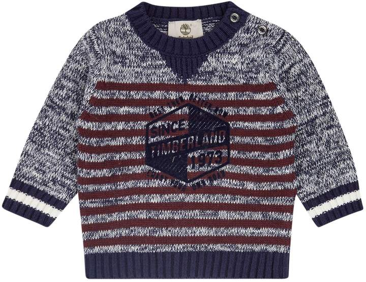 Baby Boys Knitted Jumper