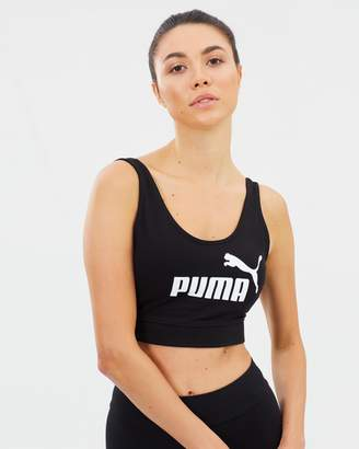 Puma Essential Logo Crop Top