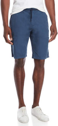 Buffalo David Bitton Drawstring Waist Ripstop Shorts