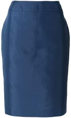 Emporio Armani high waist pencil skirt