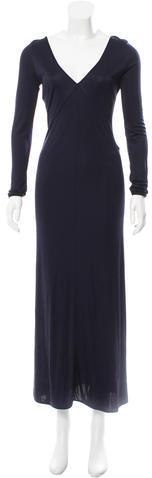 pradaPrada Silk Evening Dress
