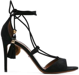 Dolce & Gabbana tasseled sandals