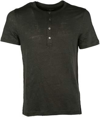 Michael Kors Front Button T-shirt