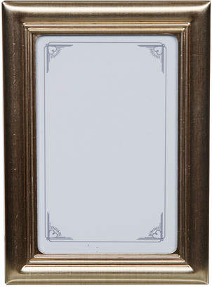 Asstd National Brand Matte Silver Mini Placecard Holder 12 Pc