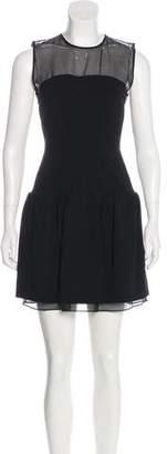 Diane von Furstenberg Sleeveless Evening Dress