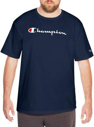 Champion Mens Big Tall Cotton Graphic Tee, 2XT