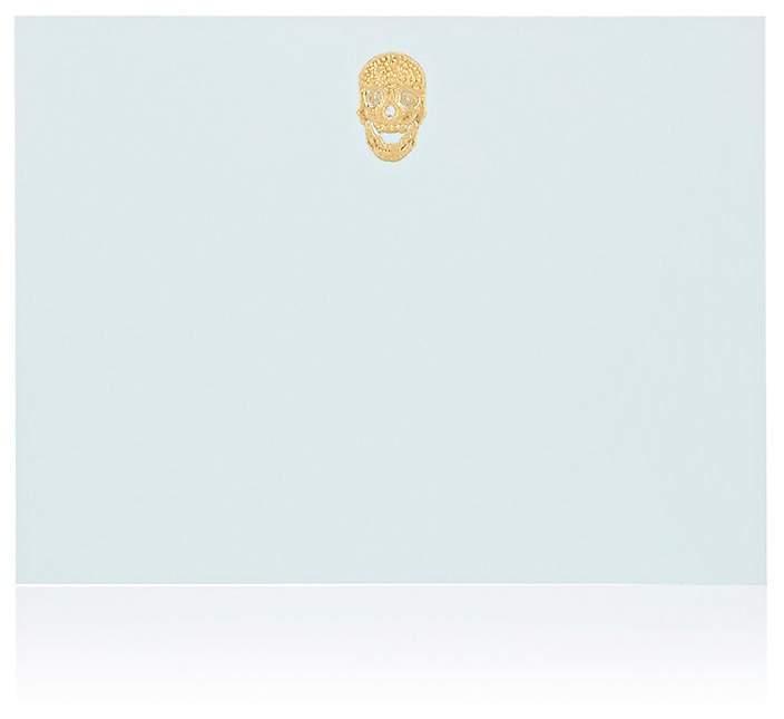 Connor Skull Notecard