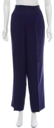 Barbara Bui High-Rise Wide-Leg Pants