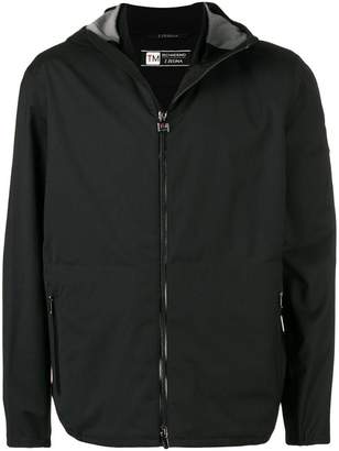 Ermenegildo Zegna hooded windbreaker jacket