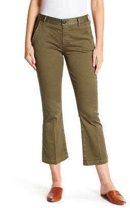 Frame Le Crop Mini Boot Chino Pants