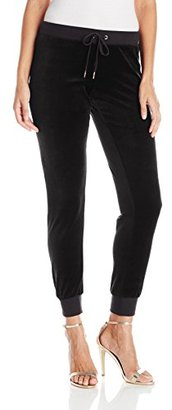 Juicy Couture Black Label Women's Bling Zuma Vlr Pant $71.20 thestylecure.com