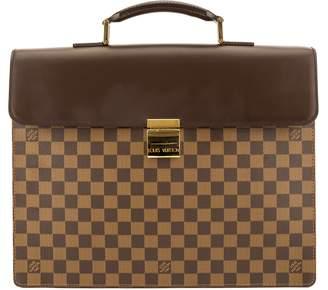 Louis Vuitton Damier Ebene Serviette Altona PM Briefcase (3950024)