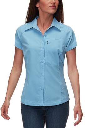 Columbia Silver Ridge Short-Sleeve Shirt - Women's