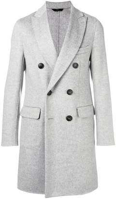 Hevo double-breasted coat