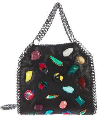 Stella McCartneyStella McCartney Mini Falabella Embellished Bag