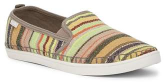 Sanuk Brook Stripe Slip-On Sneaker