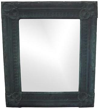 One Kings Lane Vintage Copper RepoussA Mirror - Schorr & Dobinsky