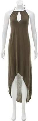 Haute Hippie High-Low Maxi Dress