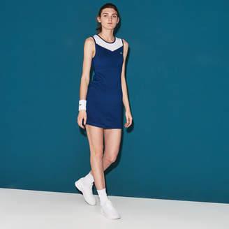 Lacoste Women's SPORT Racerback Tennis Dress