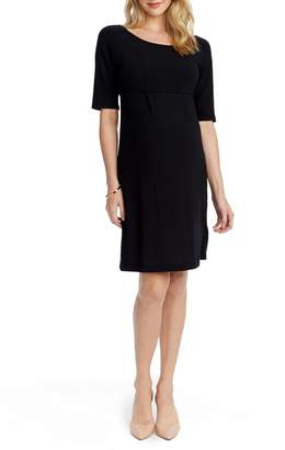 ROSIE POPE Avery Maternity Sheath Dress