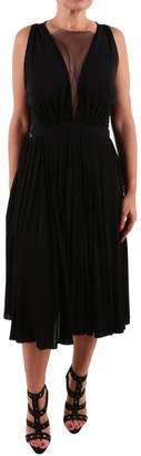 N°21 N.21 Viscose Pleated Dress