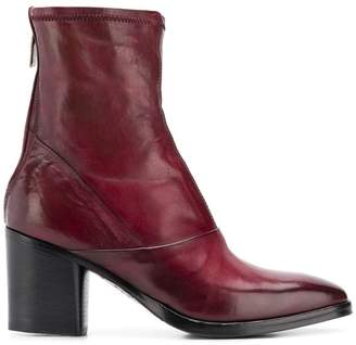 Alberto Fasciani Ursula heeled ankle boots