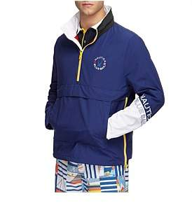 Nautica Blue Sail Pullover Jacket