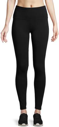 Andrew Marc Logo Stretch Leggings