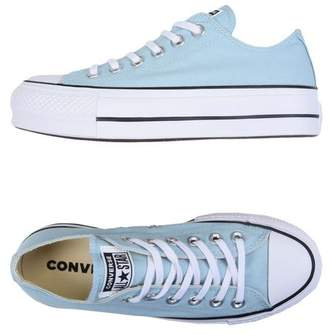 71d2377b5c1257 Converse Chuck Taylor All Star Lift Ox CANVAS COLOR Low-tops   sneakers