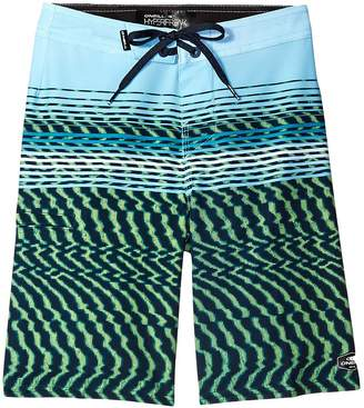 O'Neill Kids Hyperfreak Wavelength Superfreak Boardshorts Boy's Swimwear