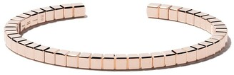 Chopard 18kt rose gold Ice Cube Pure bangle