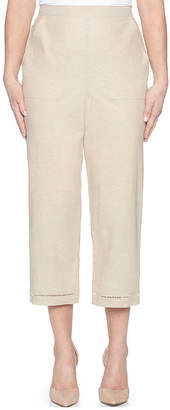 Alfred Dunner Blues Traveler Capris