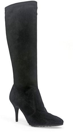 Tahari Yolanda Tall Suede Boots