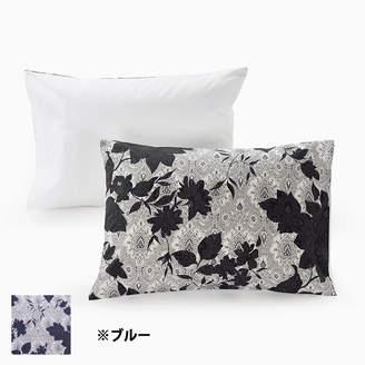 Michael Kors (マイケル コース) - IDC OTSUKA/大塚家具 枕カバー MK ノーブル ブルー