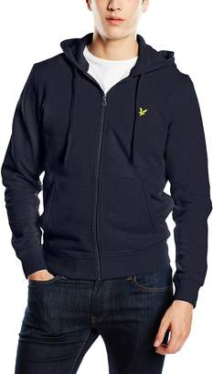 Lyle & Scott Zip Through Mens Sweatshirt XL