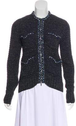 Chanel 2015 Embellished Cardigan