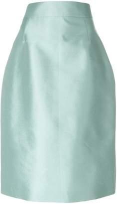 Prada fitted skirt