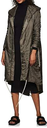 Rick Owens Women's Ripstop Insulated Hooded Parka