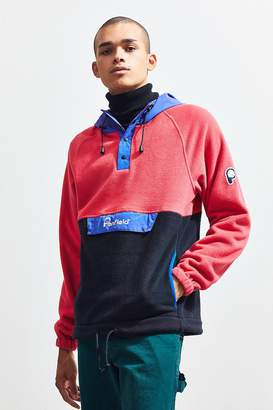 Penfield Colorblock Fleece Hoodie Sweatshirt