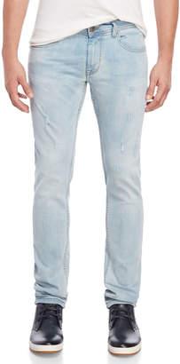Gaudi' Gaudi Jeans Light Wash Bruce Skinny Jeans