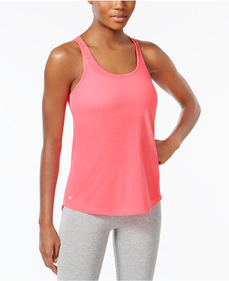 Ideology Printed Racerback Tank Top, Created for Macy's $29.50 thestylecure.com