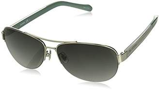 Fossil Women's Fos3052s Rectangular Sunglasses