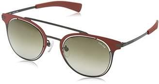 Police Sunglasses SPL158 Offside 6 Aviator Sunglasses