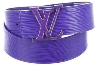Louis Vuitton Epi Initiales 40MM Belt