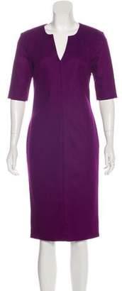 Diane von Furstenberg Aurora Wool Midi Dress
