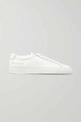 Common Projects Original Achilles Leather Sneakers - White