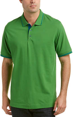 Robert Graham Clock Tower Classic Fit Polo
